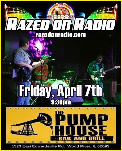 Razed On Radio 4-7-17