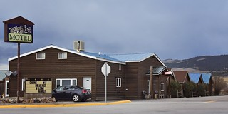Tenderfoot HiLand Motel