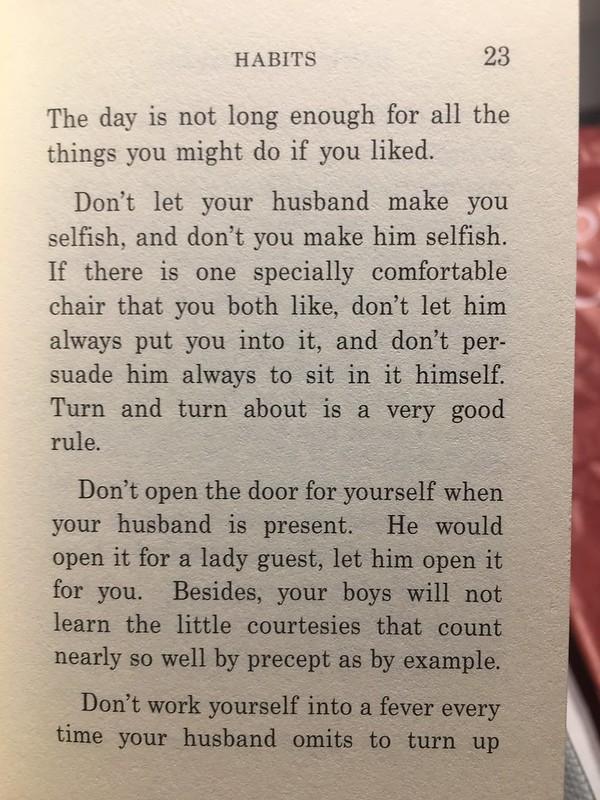 Edinburgh, guide for wives