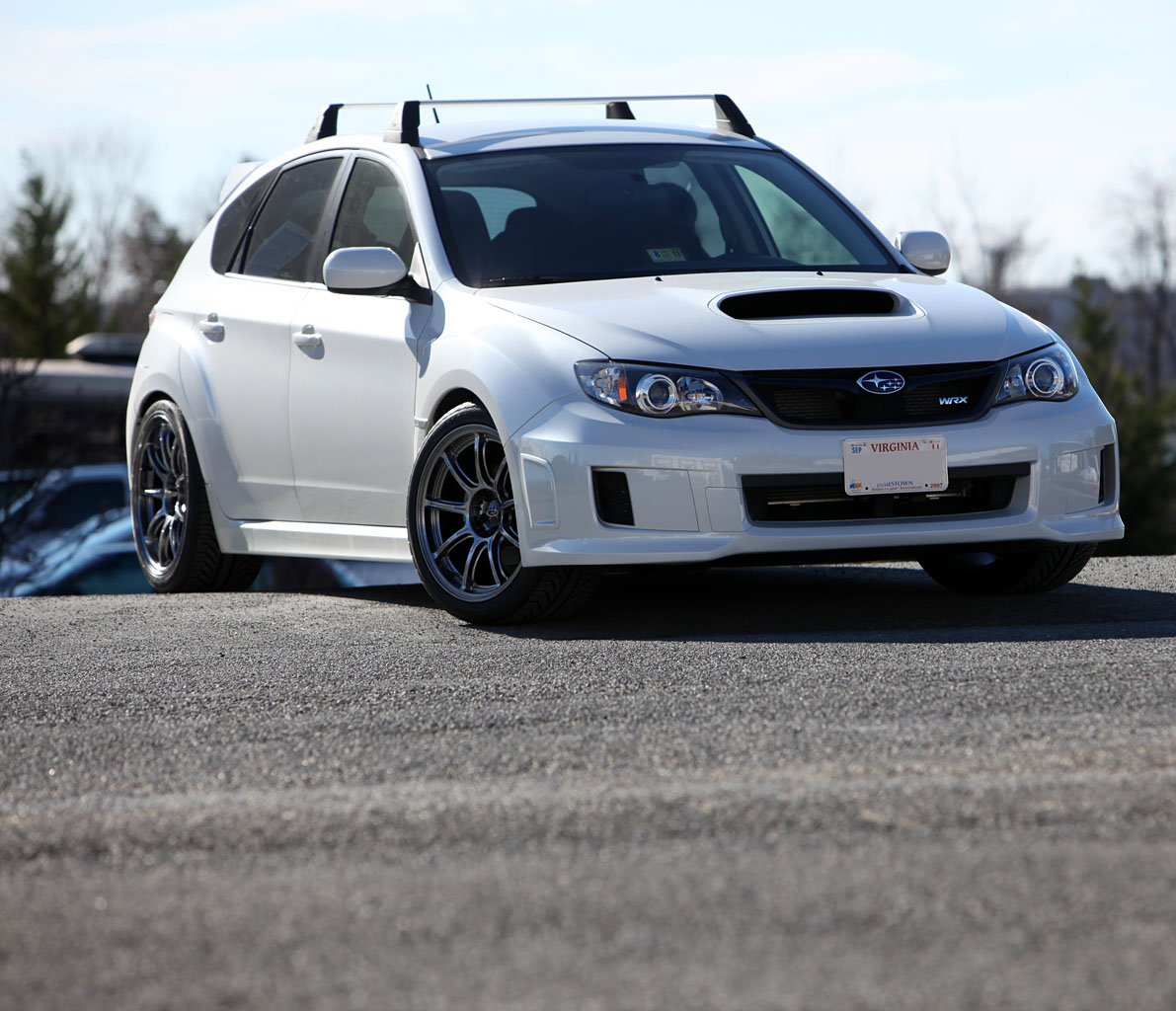 Subaru Crosstrek Lowered >> Guide to fitting wheels and tires to the 2011-2014 WRX - NASIOC