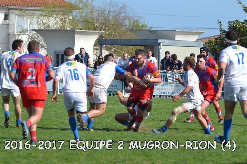 2016-2017 SENIORS 2 MUGRON-RION