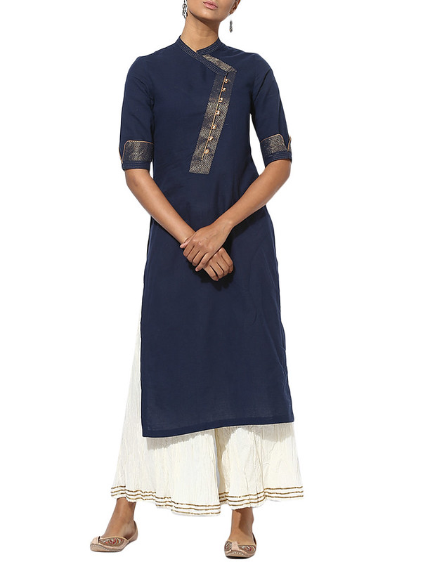 Indian dobby long kurta