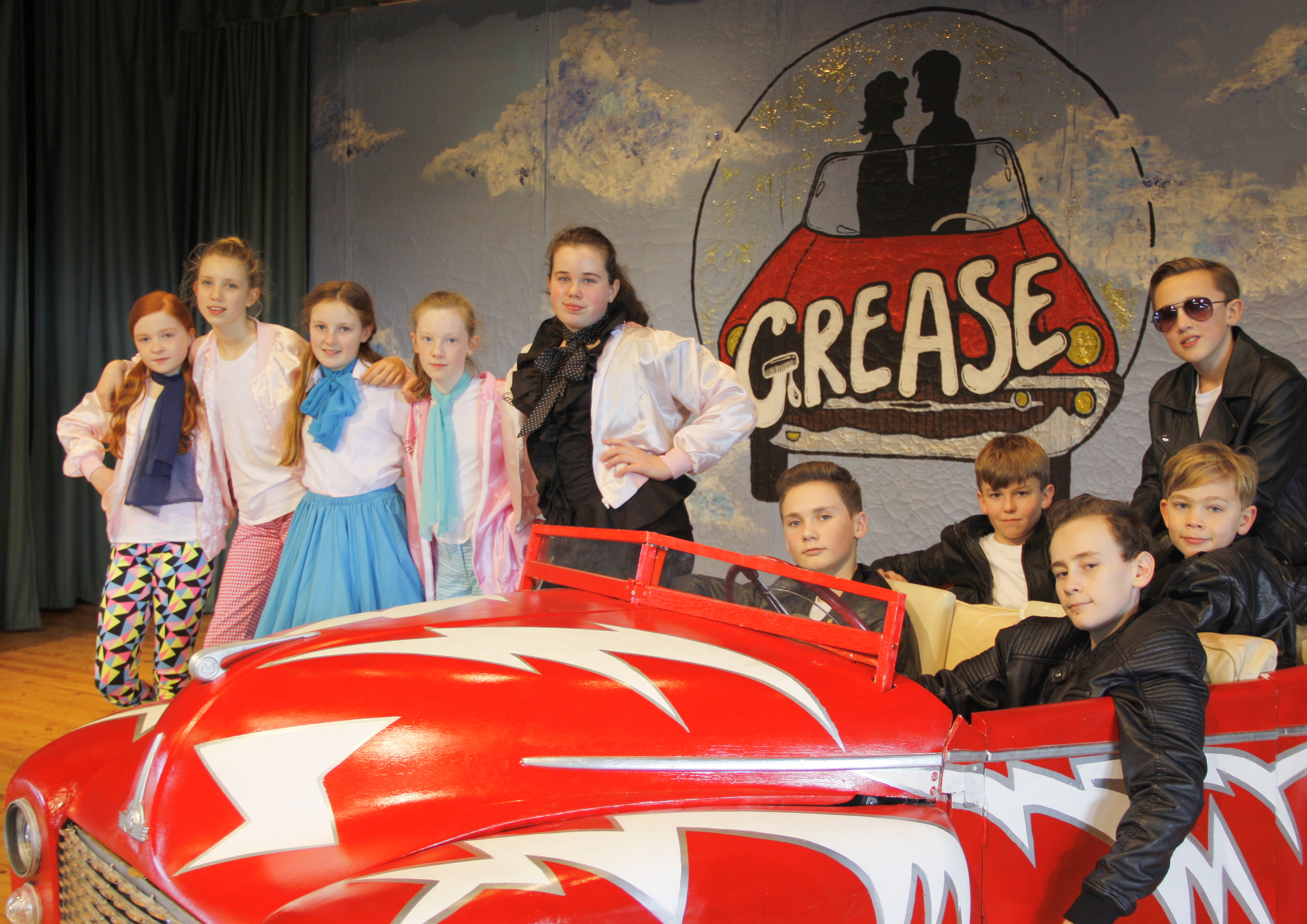 Grease Show