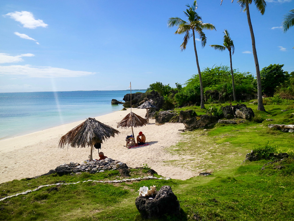 La mejor playa de Bantayan