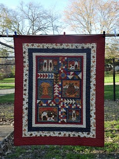 the cat's meow | by quilts by lisa