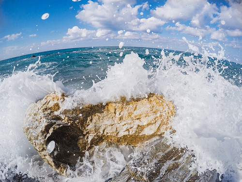 Sea - GoPro HERO4 Photo | by Marco Crupi Visual Artist
