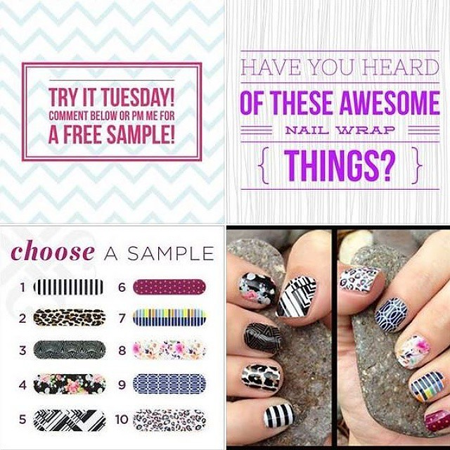 It's Try it Tuesday! Pick 2 samples and contact me for a f… | Flickr