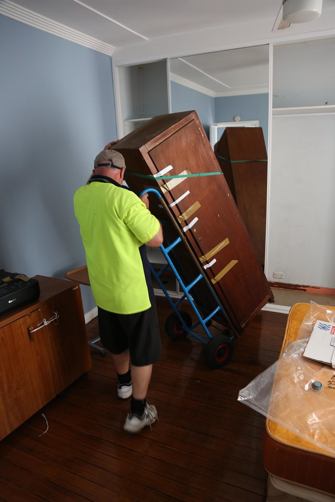 ... Photo Of Moving Furniture Out Of The House | By Sunset_removals