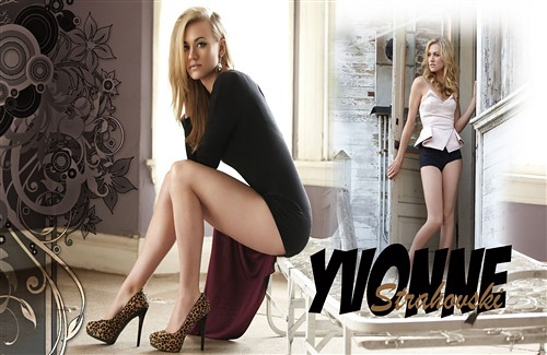 Hollywood Top Actress Pictures Wallpapers Hollywood Hot: Hot And Sexy Look Of Yvonne Strahovski Australian Hollywoo