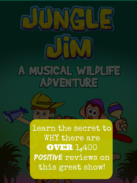 Jungle Jim - amazing reviews on a great show!