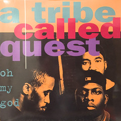 A TRIBE CALLED QUEST:OH MY GOD(UK)(JACKET A)