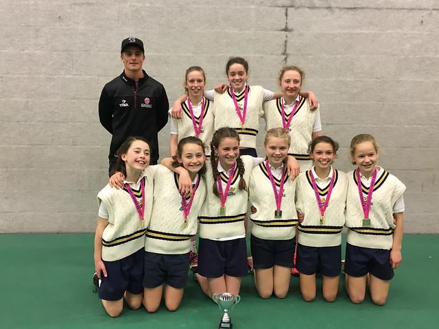Somerset County Girls' Cricket Champions 01
