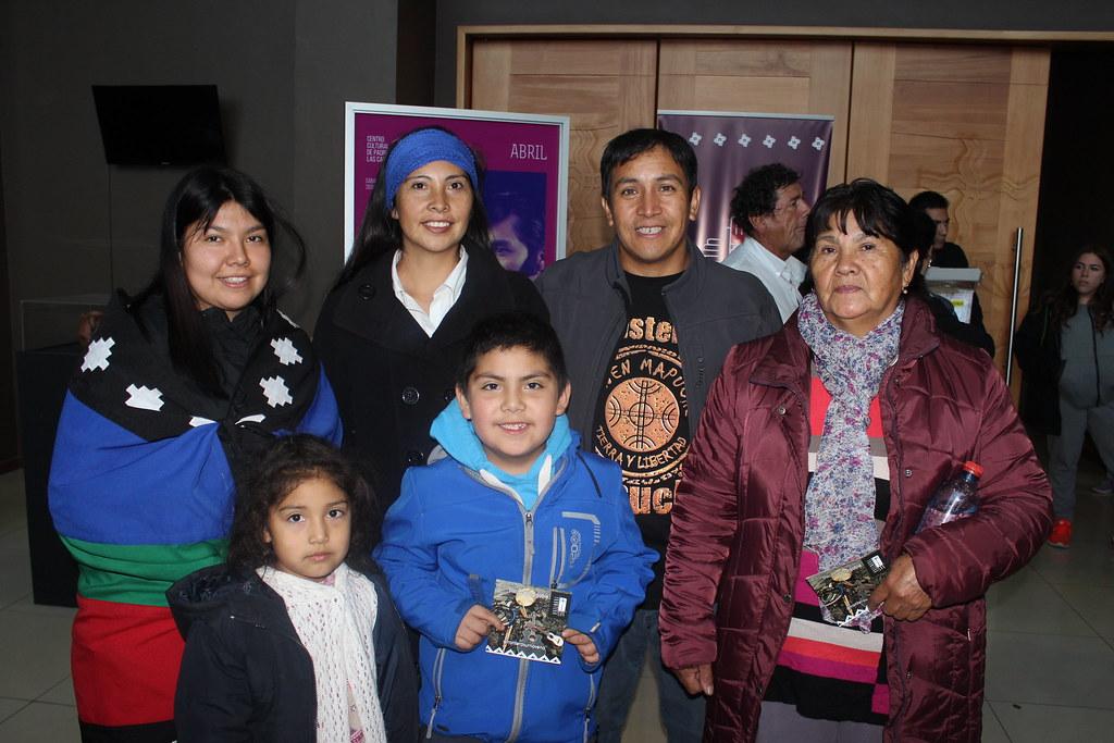 """Sociales """"Colelo: Identidad Mapuche"""" Canto de la tierra"""