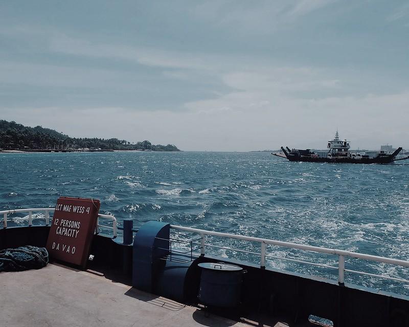 Samal Island from Davao City via Bus & Ro-ro