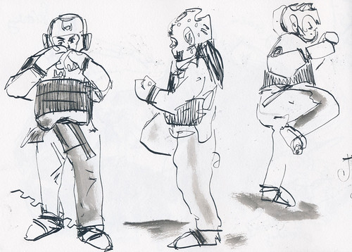Sketchbook #102: My Life Drawing Class