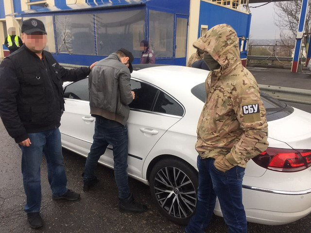 СБУ ліквідувала транснаціональне угруповання контрабандистів стероїдів
