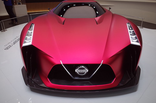NISSAN CONCEPT 2020 Vision Gran Turismo 02