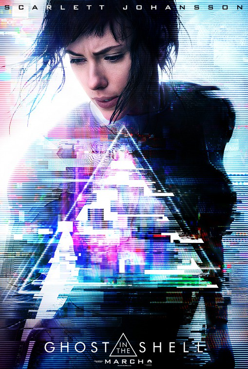 film reviews February - ghost in the shell