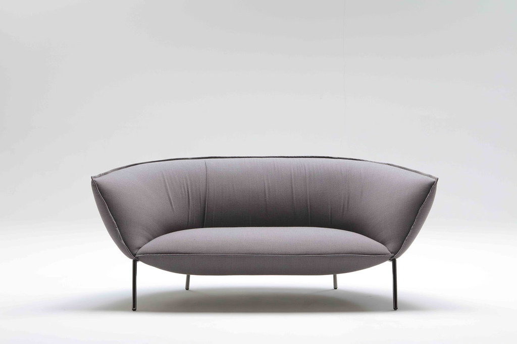 Comfortable modern sofa and lounge Chair by Luca Nichetto for Coedition Sundeno_02