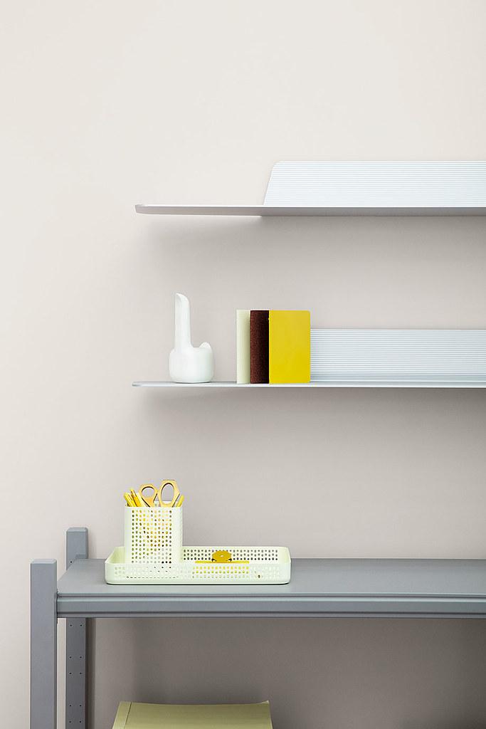 Aluminum shelves in industrial style by Simon Legald from Copenhagen Sundeno_06