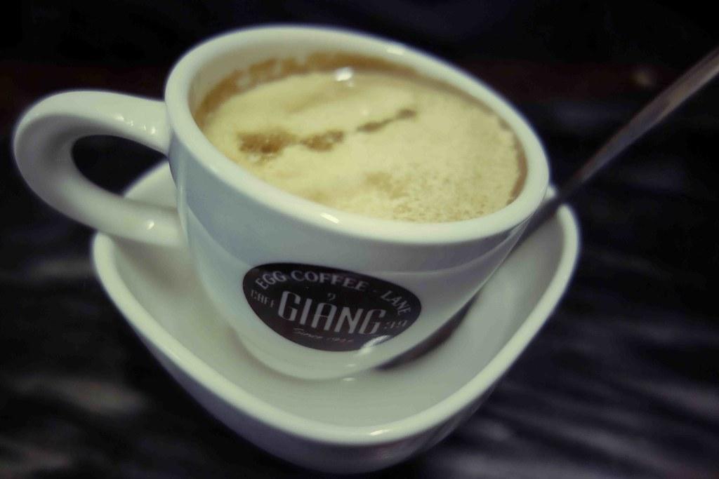 Hanoi - Egg Coffee