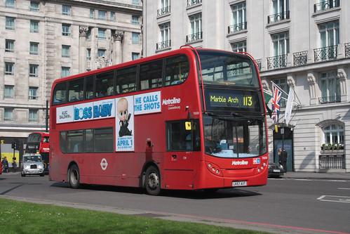 Metroline TE838 LK57AXT
