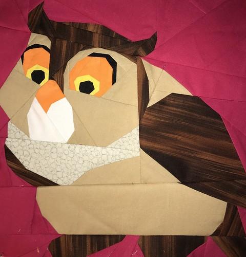 Bambi's Friend Owl