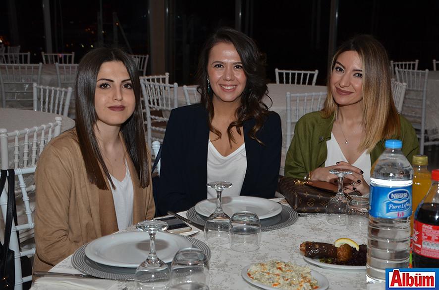 Elif Korkmaz, Seçil Çilingir, Hande Nur Saraç