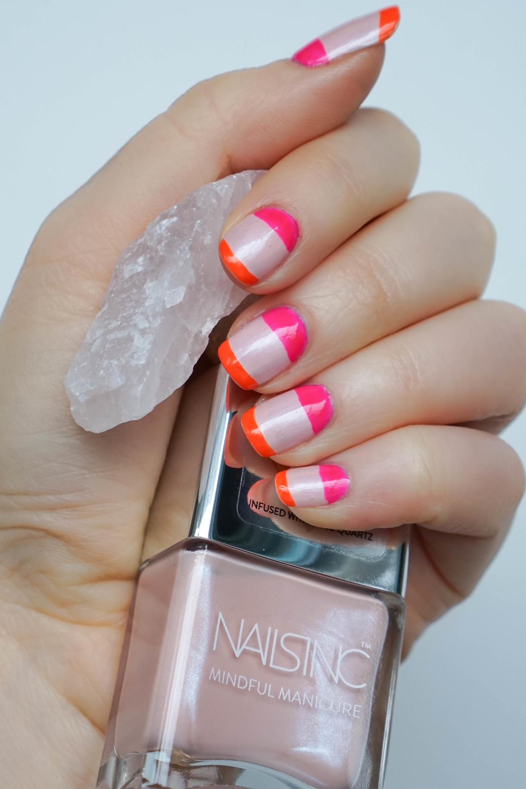 Crystal Infused Nail Polish | Nails Inc Mindful Manicure