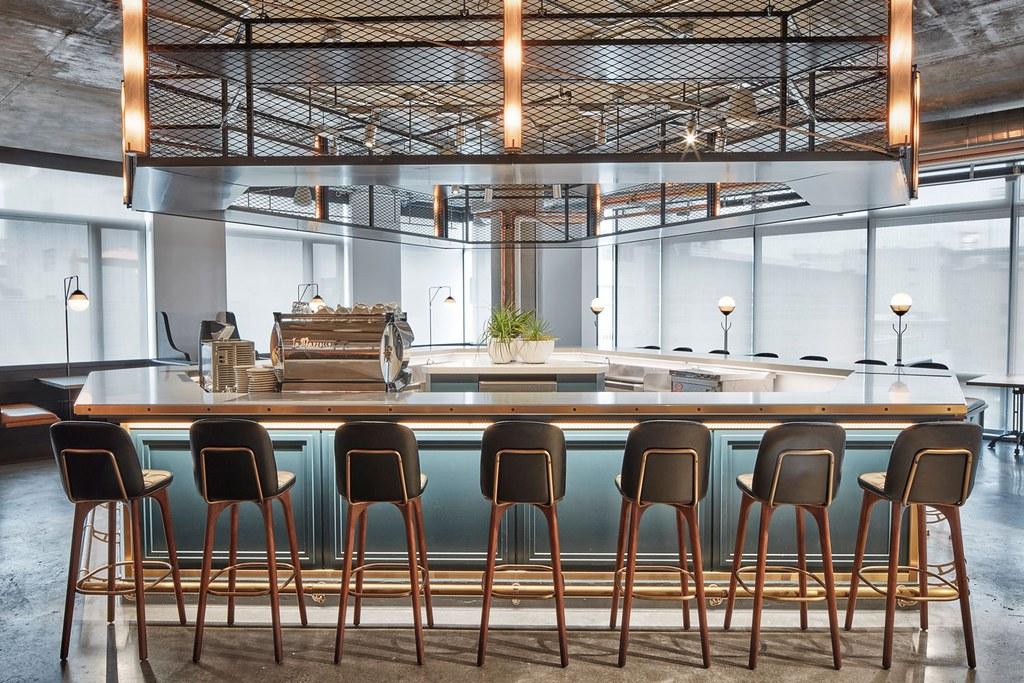 Workspace cafe by American studio AvroKO in San Francisco Sundeno_04