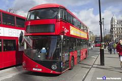 Wrightbus NRM NBFL - LTZ 1673 - LT673 - Go Ahead London - London 2017 - Steven Gray - IMG_8353