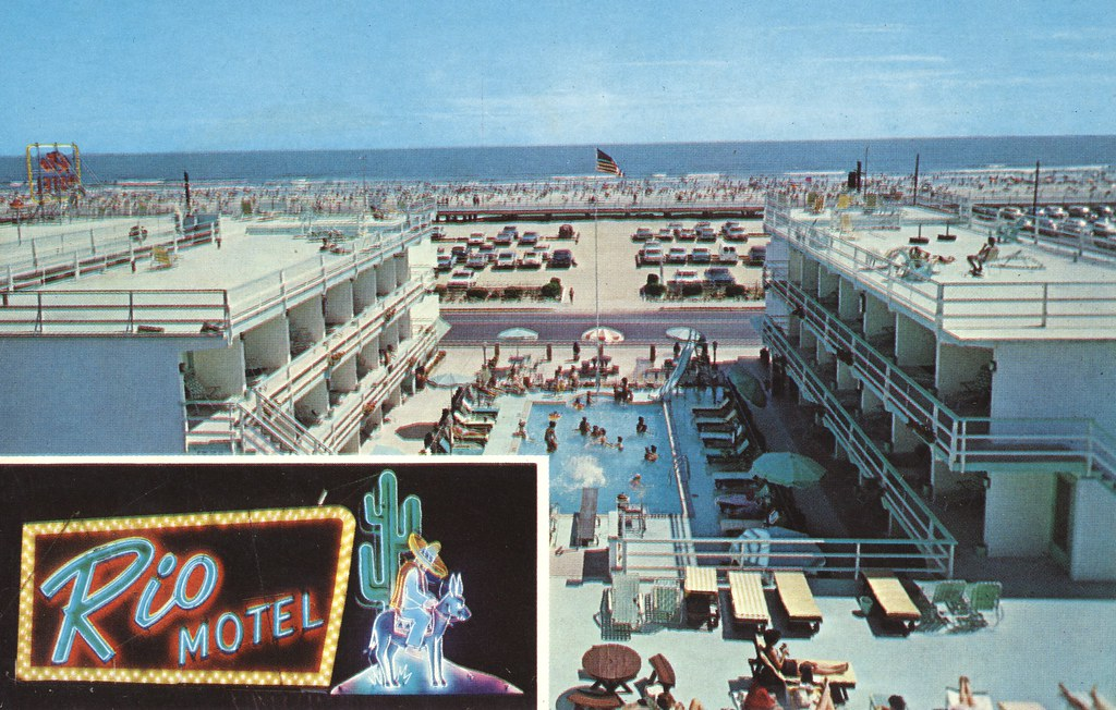 Rio Motel - Wildwood-By-The-Sea, New Jersey