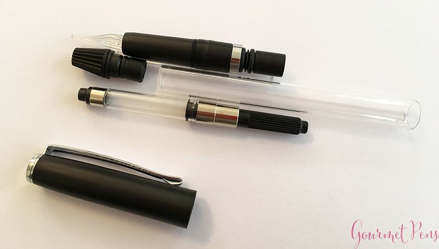 Review @WinkPens Glass Nib Pen from @Massdrop 12