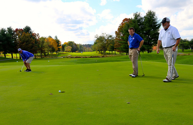 DeBlasi Cup Golf Tournament at Homecoming 2014