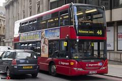 Scania OmniCity - LX59 CNK - 15142 - Stagecoach - London - 140926 - Steven Gray - IMG_0207