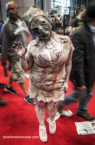 NY Comic Con 2014 Silent Hill | by Downtown Traveler