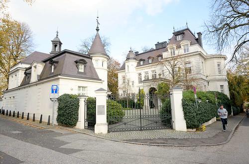 3658 villa mit torhaus historische architektur in hambur flickr. Black Bedroom Furniture Sets. Home Design Ideas