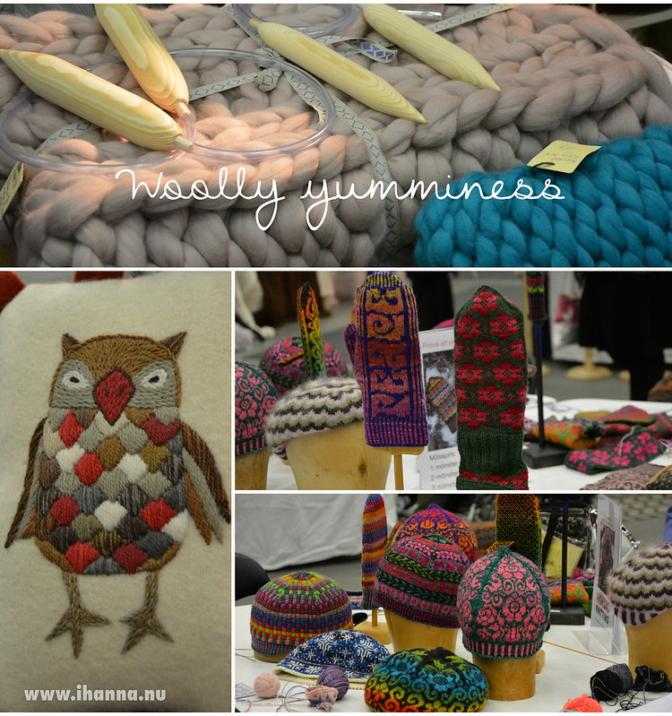Wooly wonders and yumminess seen and blogged by @ihanna #syfestivalen