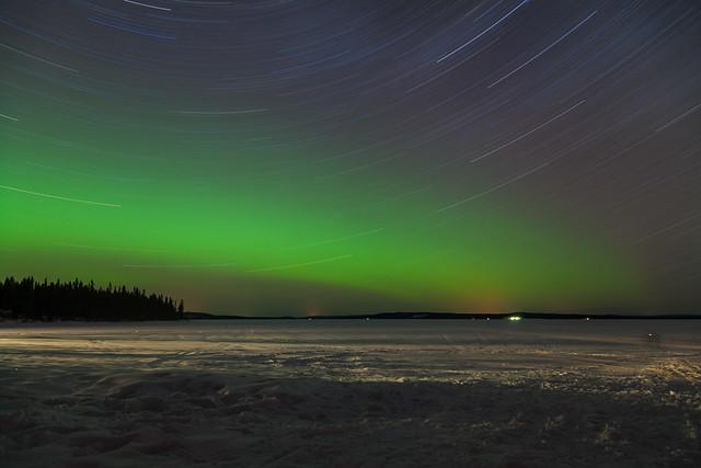 Cirumpolar En Laponia