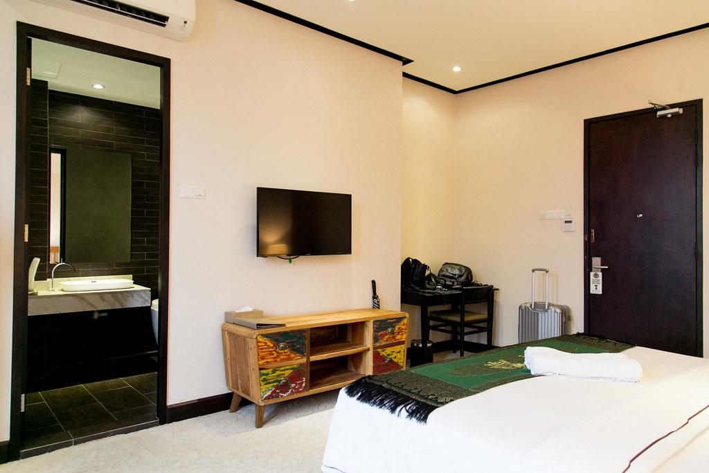 1825 hotel malacca