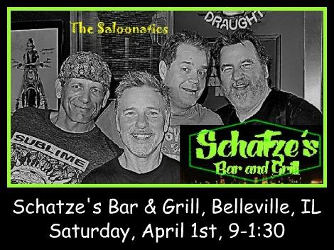 The Saloonatics 4-1-17