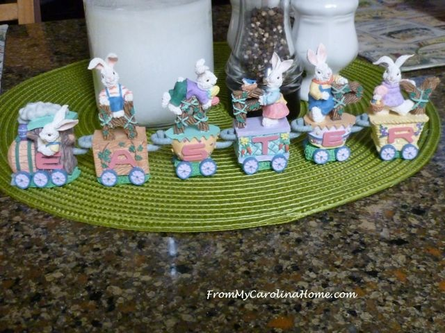 Easter Train ~ From My Carolina Home