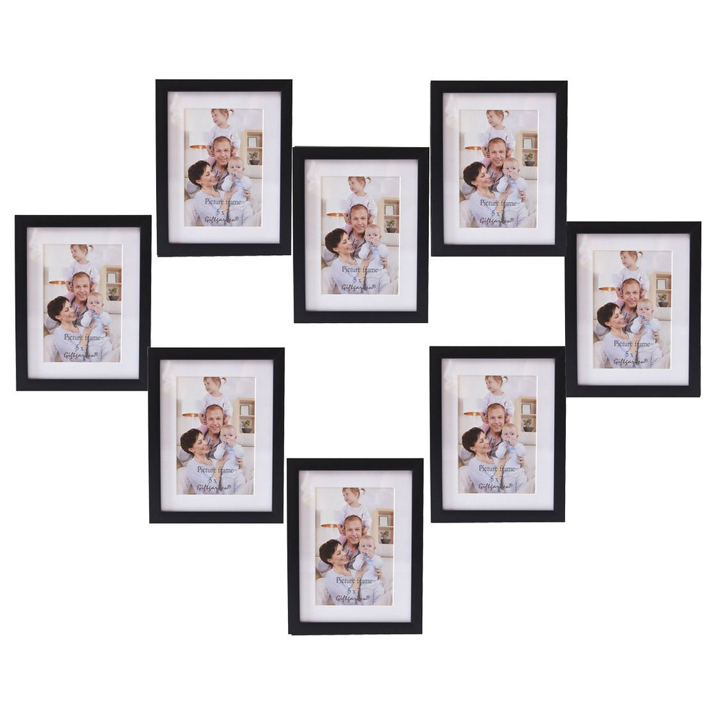 Giftgarden friends gift 7 x 5 collage picture photo frames flickr giftgarden friends gift 7 x 5 collage picture photo frames synthetic wood frame 7x5 set 8 jeuxipadfo Choice Image
