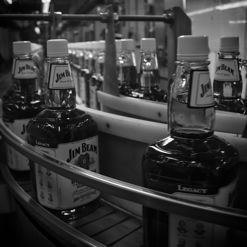 Jim Beam bottling best