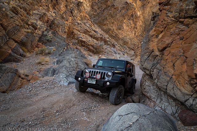 Dedeckera Canyon