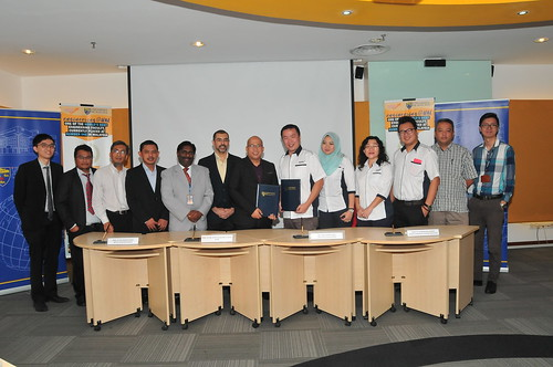 Majlis MoU Bersama Alliance Industries Sdn Bhd, 20 Mac 2017