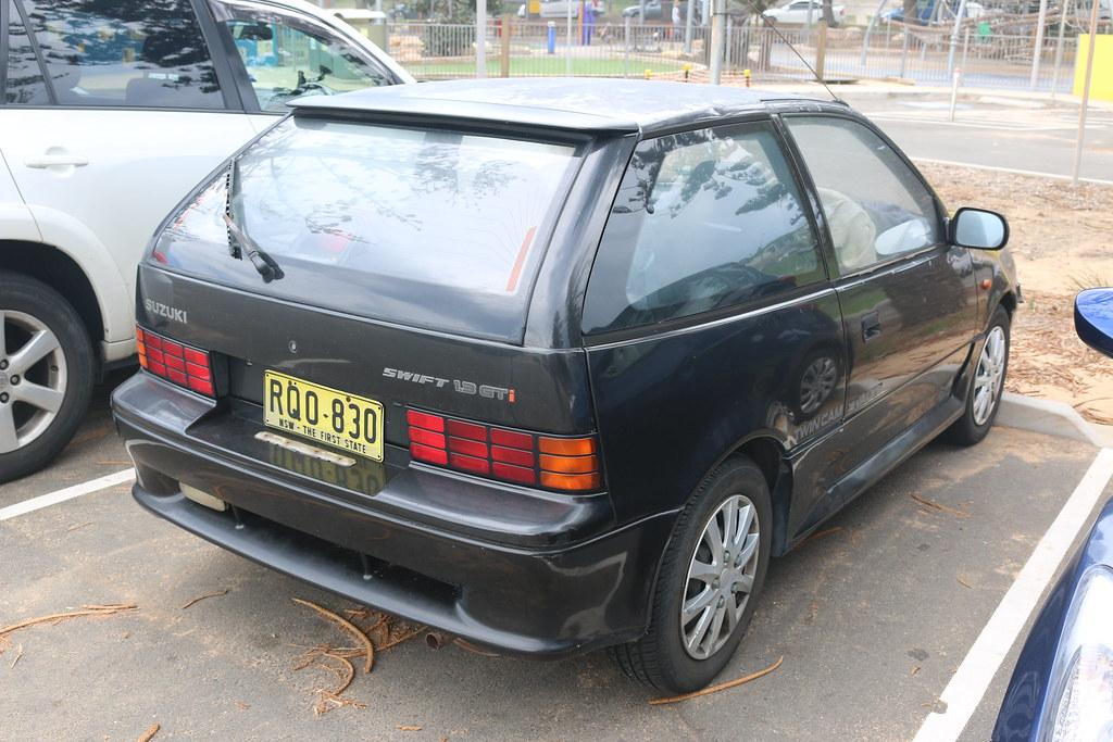 1991 Suzuki Swift SF GTi