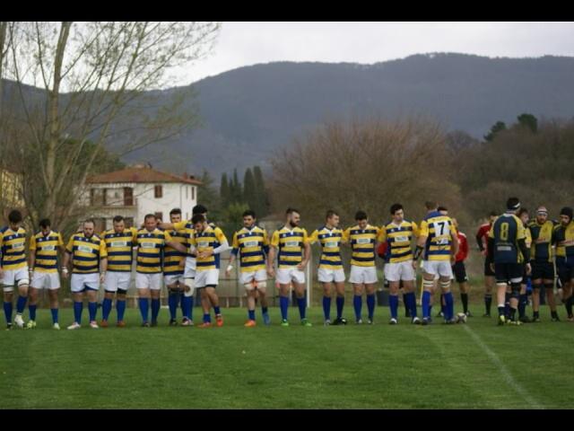 PRIMO XV - Stagione 2016/17 - Arezzo vs RPFC (Foto Zanichelli)