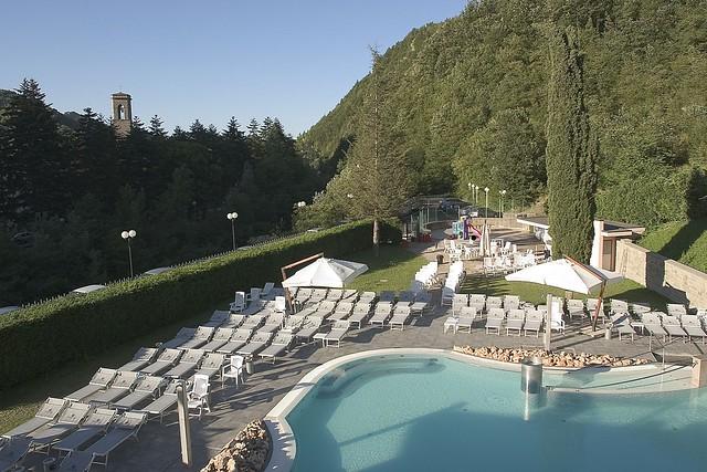 Ròseo euroterme wellness resort bagno di romagna sterne hotel