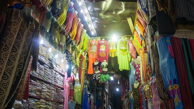 Inside a Khan El-Khalili Shop